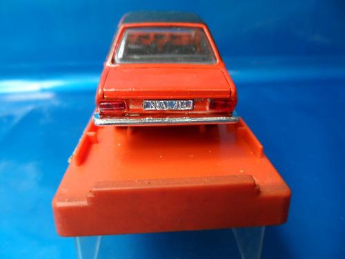 audi 80 laranja  schuco 1/43 na embalagem original   #011