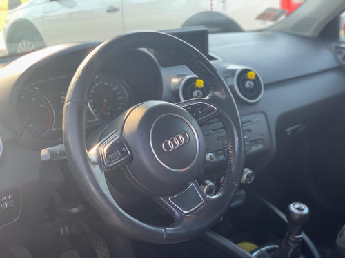 audi a1 1.4 attraction tfsi mt 122cv 2011