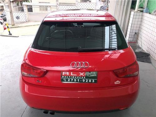 audi a1 1.4 tfsi attraction 16v 122cv gasolina 2p automático