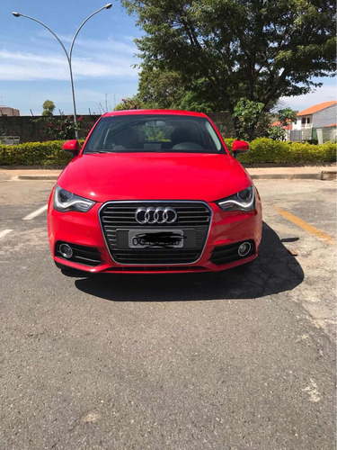 audi a1 1.4 tfsi attraction s-tronic 3p 2011