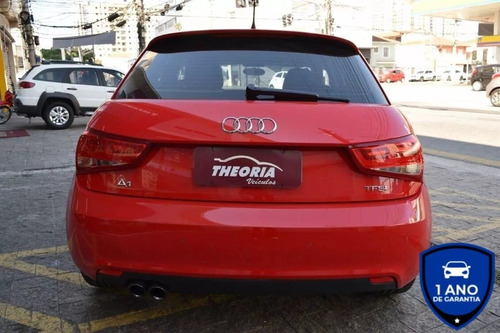 audi a1 1.4 tfsi sportback 2013 c/ sensor de estacionamento