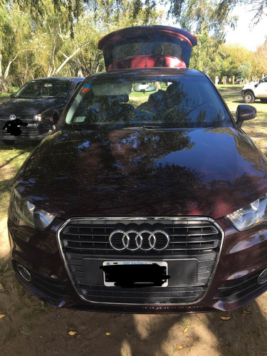 audi a1 1.4 turbo manual año 2011 - impecable!!!!!