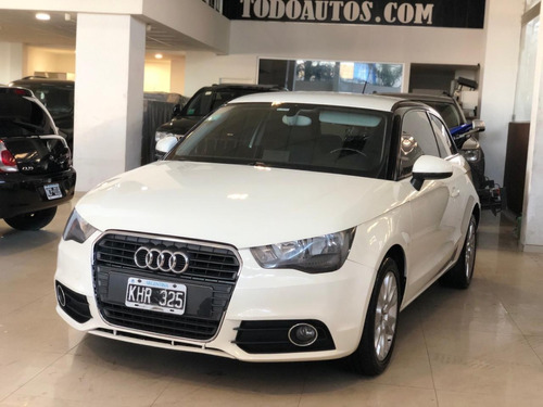 audi a1 1.4t ambition stronic 2011 blanco