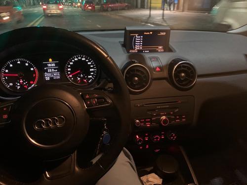 audi a1 2011 automático impecable