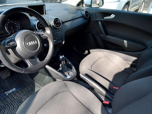 audi a1  a1 attraction 1.4 aut 2012