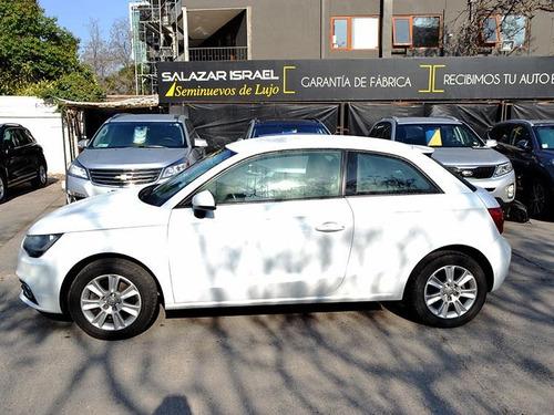 audi a1  a1 attraction 1.4 aut 2012