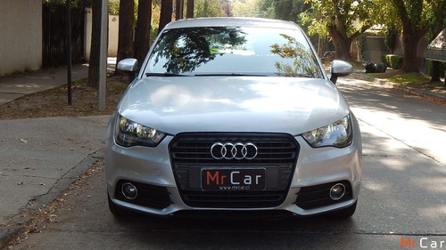 audi a1 attraction 2015