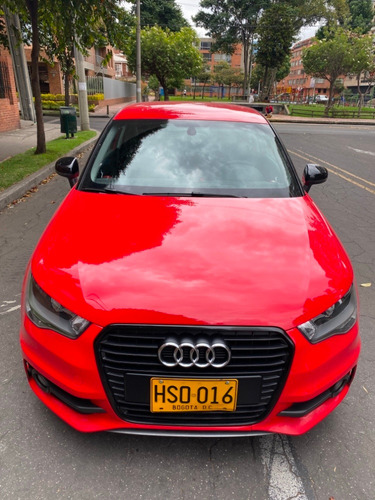 audi a1 coupe 1.4 admired