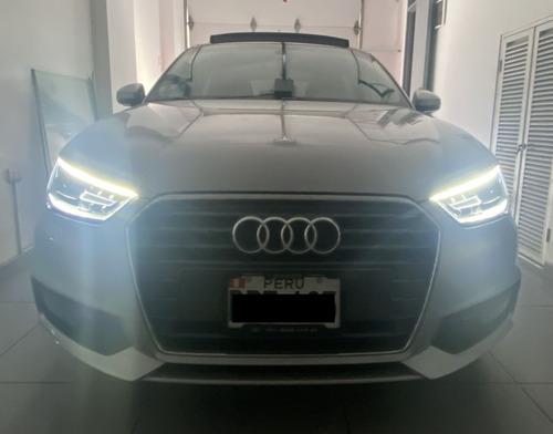 audi a1  modelo 2018, spotback,  hatchback