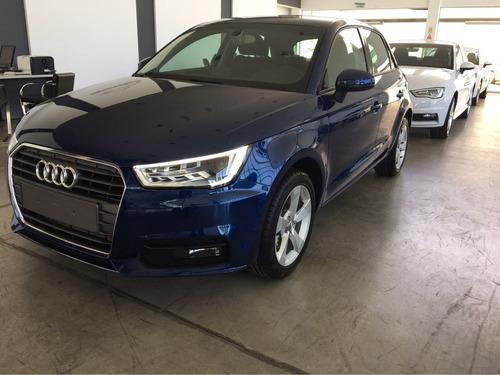 audi a1 sortback 1.4t 5 puertas 2018 0km azul blanco manual