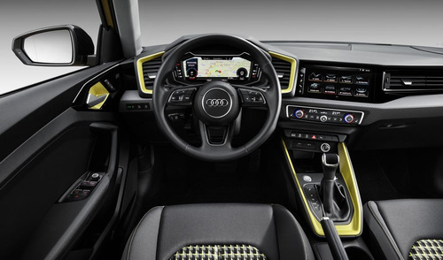 audi a1 sportback 5ptas 1.0tfsi 116cv stronic automatico 0km