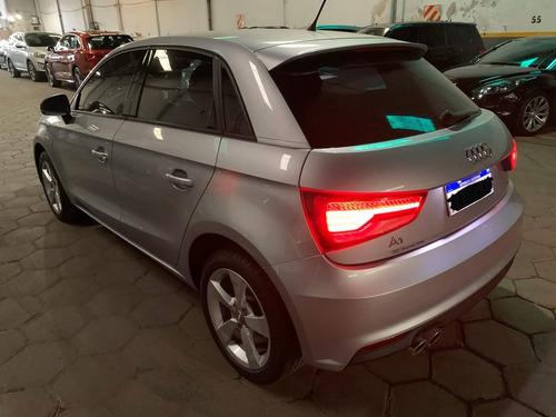 audi a1 sportback 5ptas 1.4 tfsi 125cv automatico 2016 usado