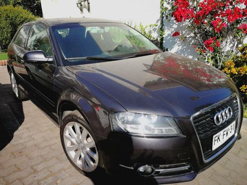 audi a3 1.2 turbo año 2013