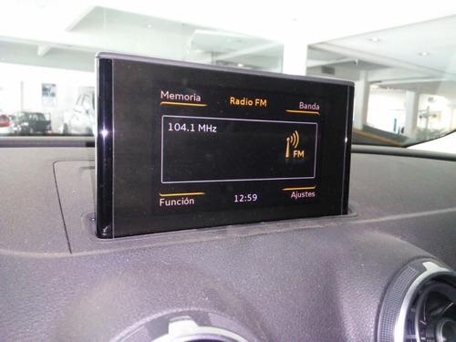 audi a3 1.4 sedan tfsi stronic 122 cv