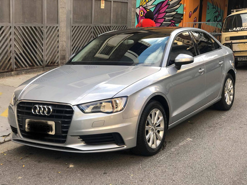 audi a3 1.4 tfsi attraction s-tronic 4p 2015
