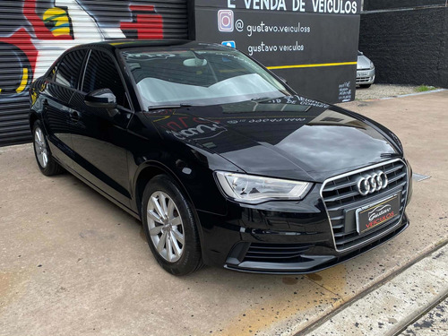 audi a3 1.4 tfsi attraction s-tronic 5p 2014