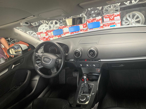 audi a3 1.4 tfsi attraction s-tronic 5p 2016