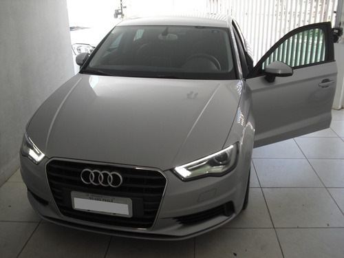 audi a3 1.4 tfsi attraction s-tronic - único dono - 9000 km