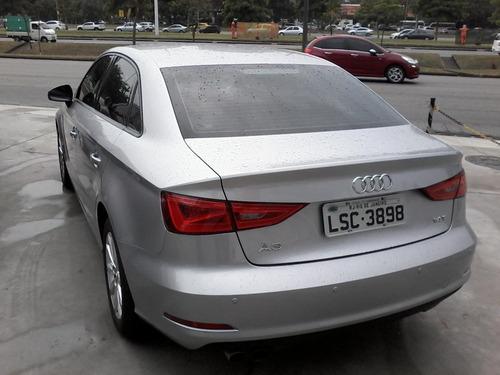 audi a3 1.4 tfsi sedan 16v gasolina 4p s-tronic 2014/2015