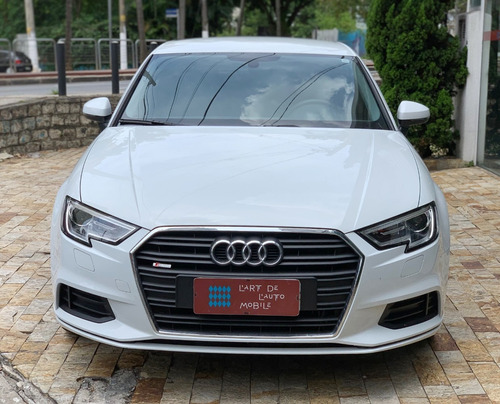 audi a3 1.4 tfsi sedan ambiente 16v flex - 2018