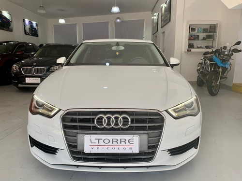 audi a3 1.4 tfsi sedan attraction 16v gasolina 4p aut