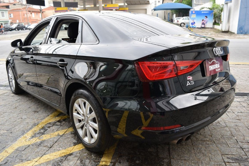 audi a3 1.4 tfsi sedan attraction 2016 impecável