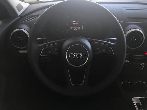 audi a3 1.4 tfsi sedan s-tronic 150 cv 2019 0km linea nueva!
