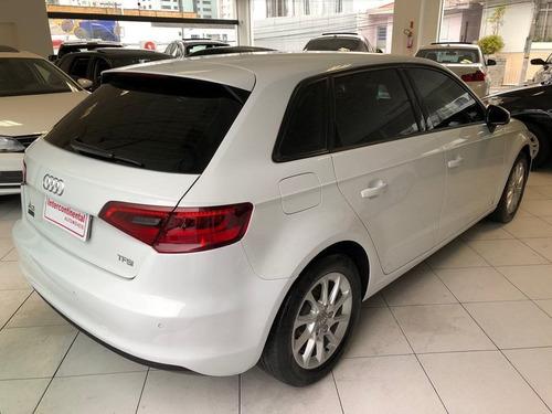 audi a3 1.4 tfsi sportback ambiente 16v gasolina 4p