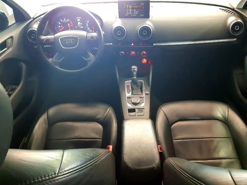 audi a3 1.4 tsfi sedan ambiente s - tronic flex aut. - 2016