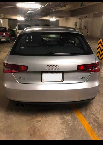 audi a3 1.4 turbo impecable