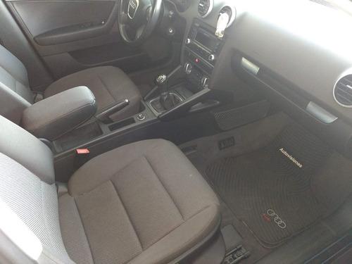 audi a3 1.4 turbo sedán 5p 2011