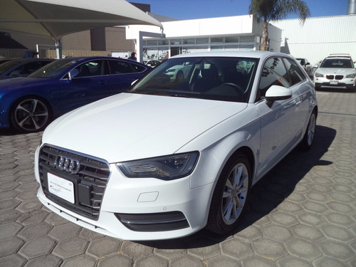 audi a3 1.4t attraction 2016 blanco s: 019498