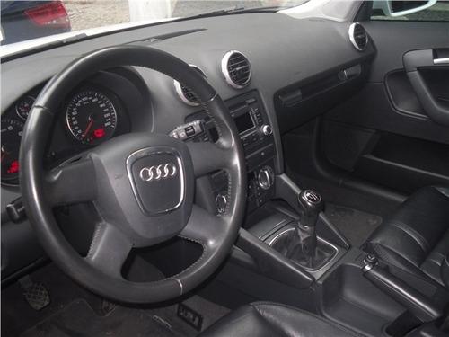 audi a3 1.6 sportback 8v gasolina 4p manual