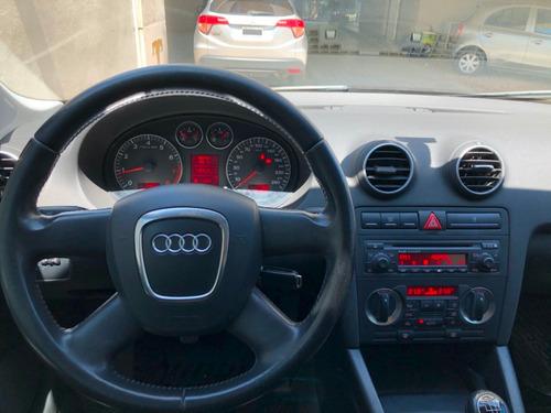 audi a3 1.6 sportback manual / cuero.