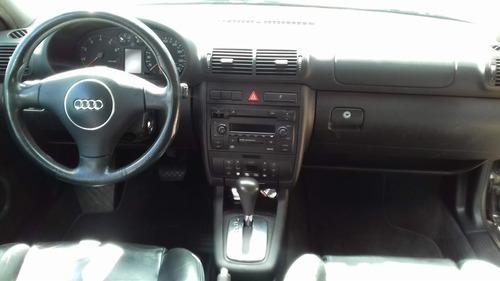 audi a3 1.8 20v 150cv turbo gasolina 4p automático