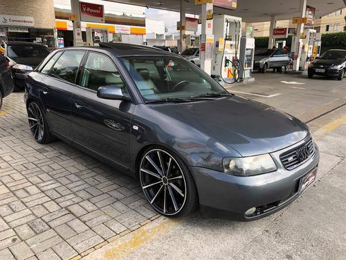 audi a3 1.8 20v 180cv turbo gasolina 4p manual