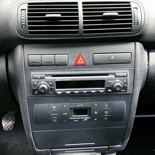 audi a3 1.8 20v gasolina 4p manual