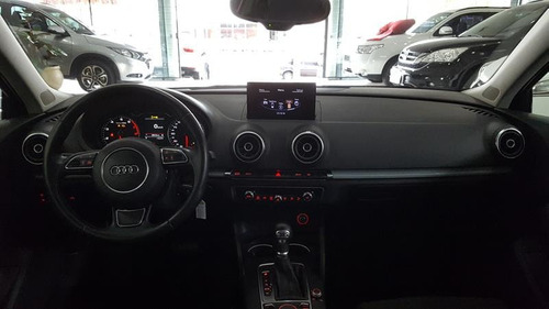 audi a3 1.8 tfsi  ambition 180cv gasolina 4p aut 2014
