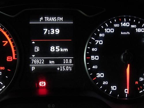 audi a3 1.8 tfsi sportback 4p automático 2014