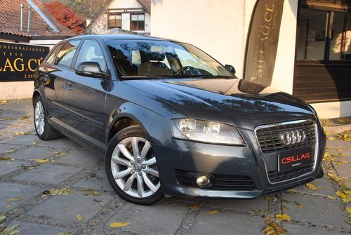 audi a3 1.8 tfsi turbo 2010 5 puertas hermoso flamantisimo
