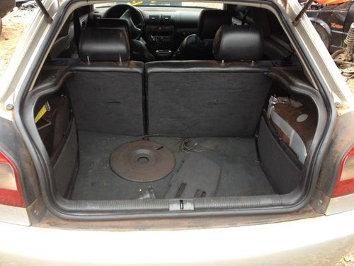 audi a3 1.8 turbo 180cv / sucata para retirada de peças