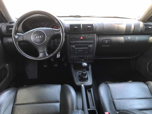 audi a3 1.8 turbo 5p 150hp 2006 s/ entrada