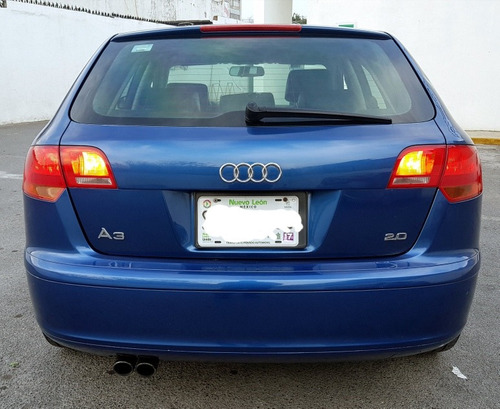 audi a3 2.0 3p attraction plus tiptronic at 2005