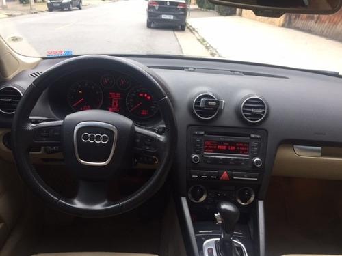 audi a3 2.0 sportback turbo 200 cv - interior creme