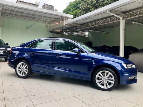 audi a3 2.0 tfsi sedan ambition 16v s-tronic 2016/2016