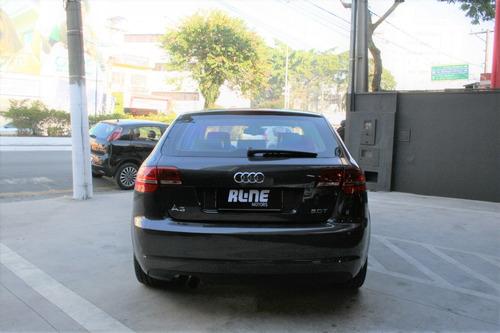 audi a3 2.0 tfsi sportback 16v gasolina  s-tronic 2012 blind