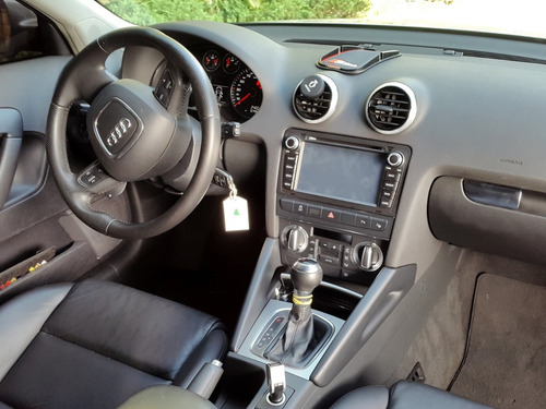 audi a3 2.0 turbo sportback 2011