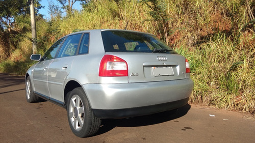 audi a3, 2005, at, 1.8 20v,turbo 150cv.