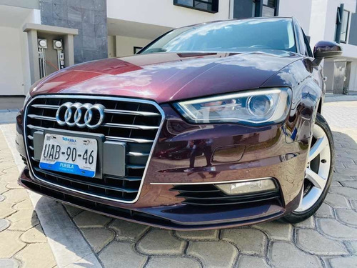 audi a3 2015 1.4 attraction at sedan autos usados puebla
