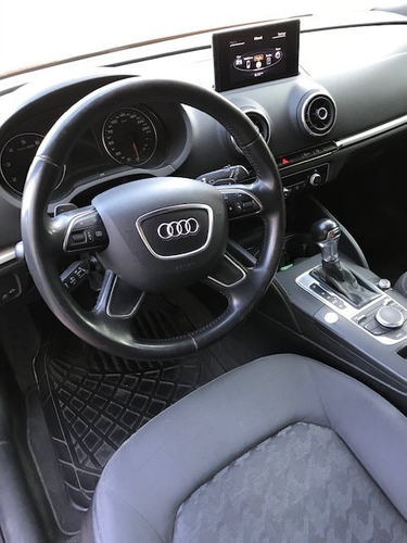 audi a3 2015, ambiente 1.4t hatchback.
